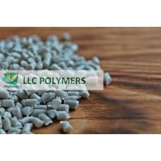 Вторичная гранула ПЭНД (полиэтилен низкого давления) для литья. ПЭНД литьевой. Цвет белый